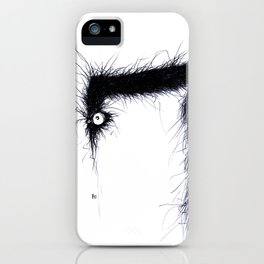 The creatures from the drain 12 iPhone Case