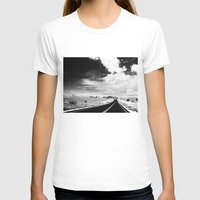 utah T-shirts featuring Utah Arizona Monument Valley by Spyck