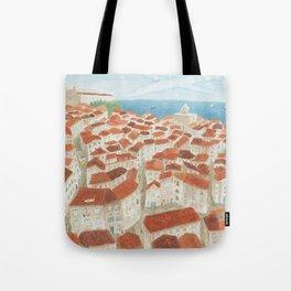 Alfama, Lisbon Tote Bag