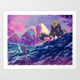 Fate Art Print