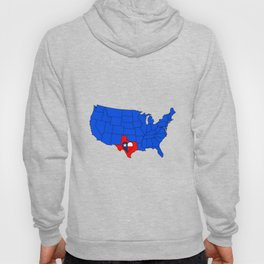The State of Texas Hoody