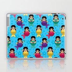 Chubby Mermaids Laptop & iPad Skin