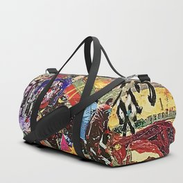 Getting Out Of My Head Duffle Bag