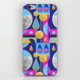 Abstractions No. 3: Moon iPhone Skin