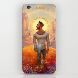 jon bellion the human condition album iPhone Skin