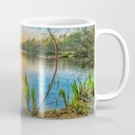 Summertime at The Lake Coffee Mug
