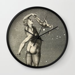 CONCEPTION INSPECTION Wall Clock