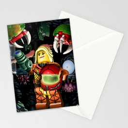LEGO Metroid!! Stationery Cards