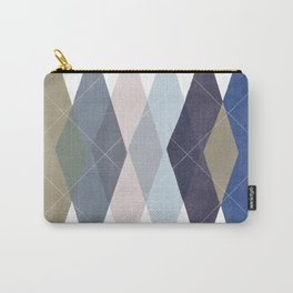 Not Your Father's Argyle Carry-All Pouch