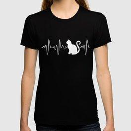 Cat Tee For Men And Women T-shirt