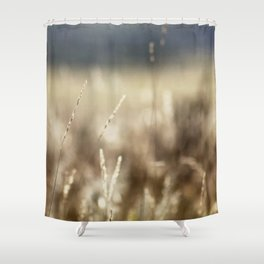 Prairie Grass Shower Curtain