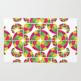 Vivid Dreams Pattern Rug