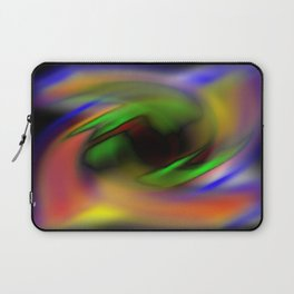 Curves of Color Laptop Sleeve