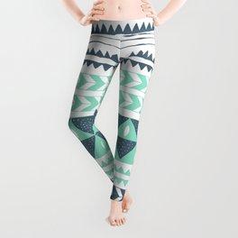 Winter Stripe Leggings