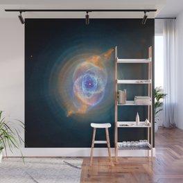 Cat's Eye Nebula Wall Mural