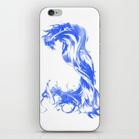 final fantasy iPhone & iPod Skins featuring FINAL FANTASY X  by DrakenStuff+