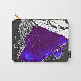 Fluorite Carry-All Pouch