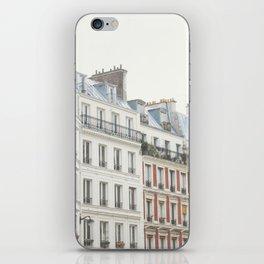 Good Morning, Paris iPhone Skin