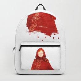 Mother Matryoshka Illustration Backpack