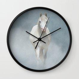 cloud walker Wall Clock