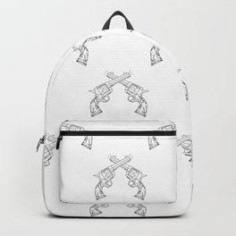Botanical Revolvers Backpack