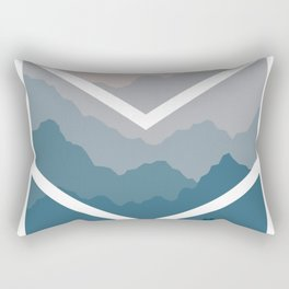 Hiking copy Rectangular Pillow