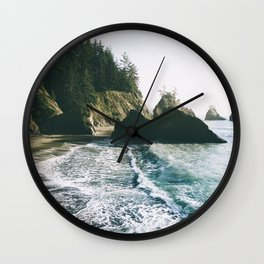 Samuel H. Boardman III Wall Clock