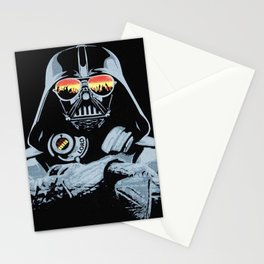 DJ Darth Vader Stationery Cards