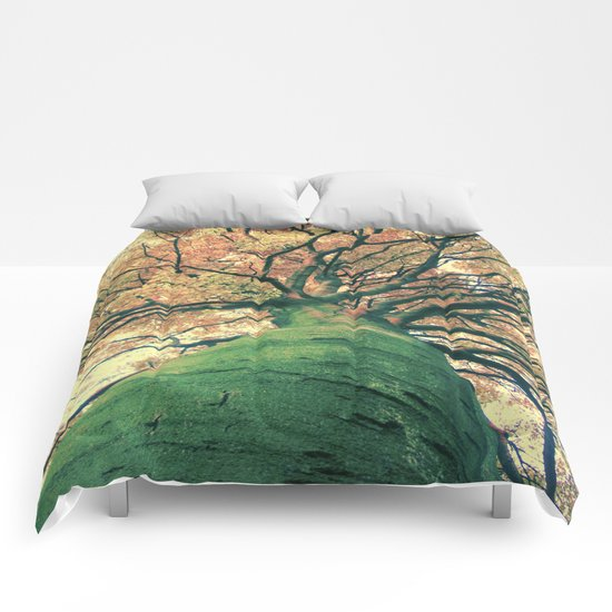 The big strong tree Comforters