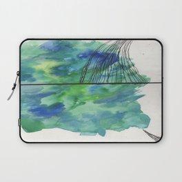GREEN FOG Laptop Sleeve