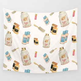 personal care Wall Tapestry