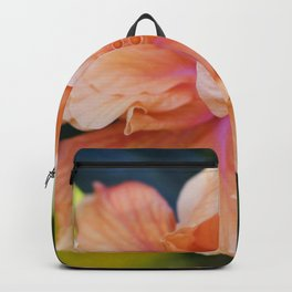 Jane Cowl Tropical Hibiscus Alternate View Backpack