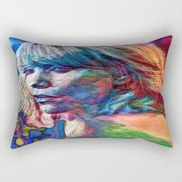 Critical Velocity Rectangular Pillow