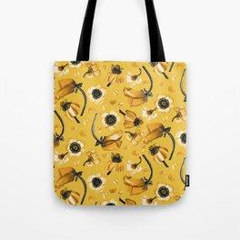 Honey Mustard Tote Bag