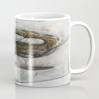 gift card Mugs featuring God's Greatest Gift by EloiseArt