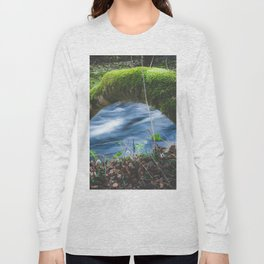 Enchanted magical forest Long Sleeve T-shirt