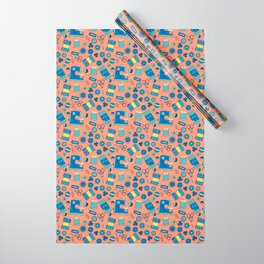 Bits and Bobs Wrapping Paper