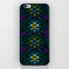 Variations on A Feather IV - Stars Aligned (Primeval Edition) iPhone & iPod Skin