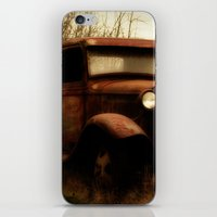 ford iPhone & iPod Skins featuring Ford by Urban Frame Photography