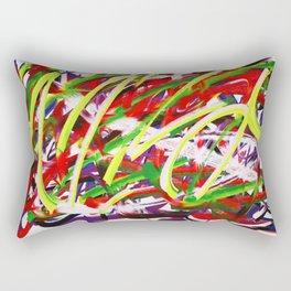 Strike Rectangular Pillow