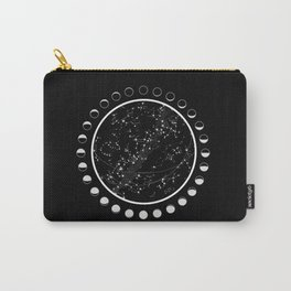 Vintage star map Carry-All Pouch