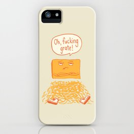 Fucking Grate iPhone Case