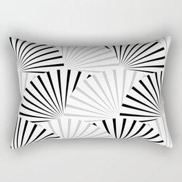 Minimalistic Pattern Rectangular Pillow