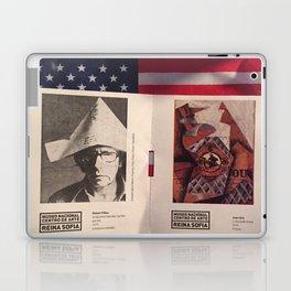 America and Spain Laptop & iPad Skin