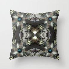 Mandala series #04 Throw Pillow