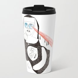 Fighting Nuns Travel Mug