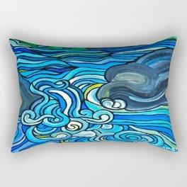 HIGH WATER Rectangular Pillow