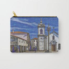 Trancoso, Portugal Carry-All Pouch