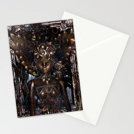 She Rises From Abuse by Kathy Morton Stanion Stationery Cards