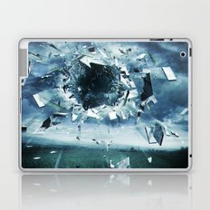 And the storm broke Laptop & iPad Skin